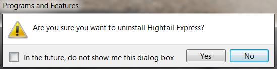 hightail for lenovo как удалить